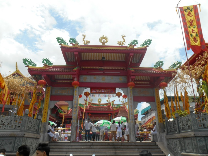 Temple in Phuket Town