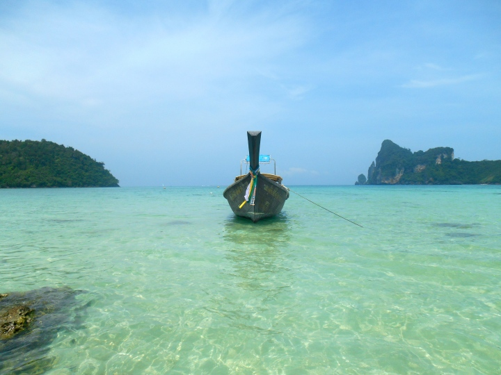 Perfection at Phi Phi island.