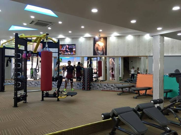 Image result for dung's gym